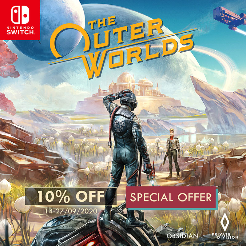 Outer Worlds Special Offer