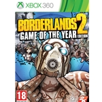 Borderlands 2 Game Of The Year Edition (XB3)