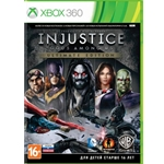Injustice Gods Among Us UE (XB3)