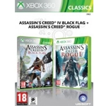 Compilation Assassin's Creed 4+Assassin's Creed Rogue (XB3)