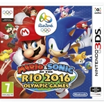 Mario and Sonic: Rio 2016 Olympic Games (3DS)