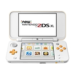 New Nintendo 2DS XL - Black & Turquoise