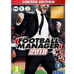 Football Manager 2018 Standard Edition