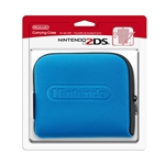 2DS Carrying Case - Black & Blue