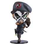 SIX COLLECTION CAVEIRA CHIBI FIGURINE