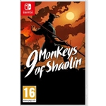 9 Monkeys Of Shaolin (SWITCH)
