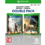 Assassin's Creed Origins & Odyssey Double Pack (XBOXONE)