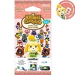 Amiibo Animal Crossing Cards Series 1