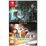 Final Fantasy VII + Final Fantasy VIII (Switch)