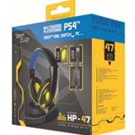 Steelplay Wired Headset HP-47 (PS4/Multi)