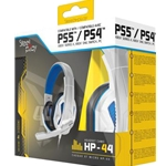 Wired Stereo Headset - HP-44 - White/Blue (PS5/Multi)