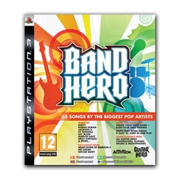 Guitar Hero Band Hero SAS (PS3)
