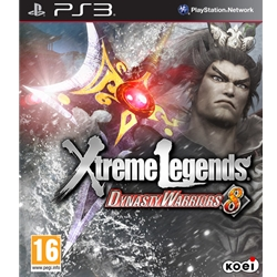 Dynasty Warrior 8 Xtreme Legends (PS3)