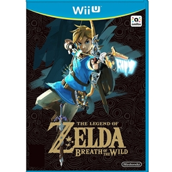 WUP The Legend of Zelda: Breath of the Wild