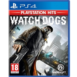 Watch Dogs HITS (PS4)